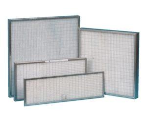 панельный фильтр для вентиляции
