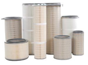 фильтры для дробеметного и пескоструйного оборудования